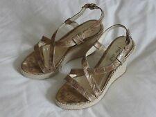 Pilar Abril para Mujer Zapatos Marrones Talla 38