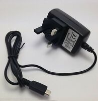 Genuine CE High Quality Micro USB Mains UK Charger for Android HTC Samsung Phone
