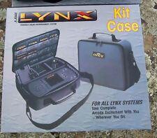 LARGE KIT CASE in BOX Atari Lynx  NEW Has Some Damage Global Shipping