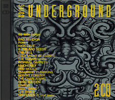 2 CD`s Various ‎– Going Underground ,Top Zustand ,Bad Religion u.a ,Eurostar,Rar