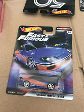 Hot Wheels Nissan Silvia S15 - Fast & Furious Fast Imports