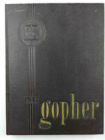 University of MN Gopher College Yearbook 1947 Unsigned Bud Grant Gagne Nomellini