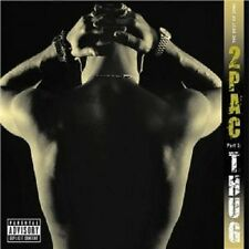 "2PAC ""THE BEST OF 2PAC PT.1 THUG"" CD NEUWARE"