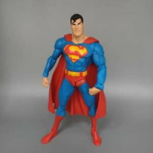 """DC Direct DCD Superman Re-activated Series 7"""" Loose Action Figure"""