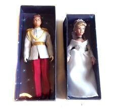 Deagostini Disney Princess toy doll figure collezione-CINDERELLA SET 2 PEZZI
