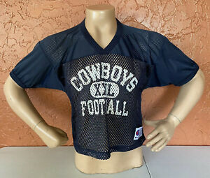 Vintage Dallas Cowboys NFL Champion Mesh Jersey Sz L (14-16) Youth
