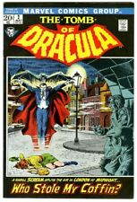 Tomb of Dracula #2 (1972) VF/NM New Marvel Collection