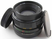 ⭐SERVICED⭐ MMZ-LOMO HELIOS 44m 2/58 USSR Lens + Adapt. Fuji Fujifilm X-Mount FX