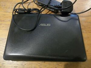 "Asus Atom N455 Netbook. EeePC 1015PD. 2gb RAM. 250gb Hard Drive. 10.1"" Win 7."
