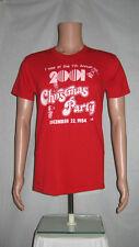 Vintage 2001 Nightclub Disco Christmas Party 1984 T-Shirt L Long Island NY
