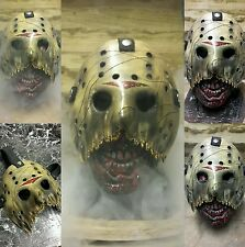 😈FREDDY VS JASON VS ASH,CLASSIC JASON VORHEES  MASK,JAYSTEAD79,CUSTOM.😈