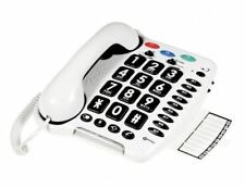Geemarc Clearsound Cl100 Amplified Phone Extra Loud Big Button Telephone