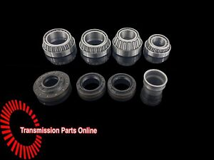 Volvo XC60 / XC70 / XC90 Rear Axle Diff Differential Bearing & Seal Repair Kit
