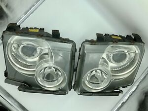 02-05 Land Rover Range Rover HID Headlight Assembly Left and Right OEM