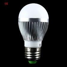 9W/15W/21W/36W Super Bright Silver tone E27 LED Globe Bulb Warm/Cool White