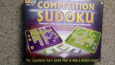 COMPETITION SUDOKU - NEW AND SEALED