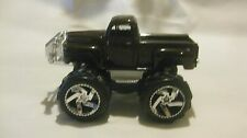 Old Style Ford Pick-Up Monster Truck In A Black 1:32 Scale Diecast    NEW dc1208