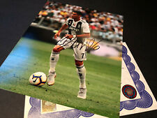 Cristiano Ronaldo Juventus SIGNED AUTHENTIC AUTOGRAPH WITH COA