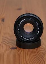 "Objektiv Prakticar MC 1:2,4 f=50mm ""Pancake"" Für B-Modelle"