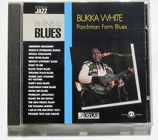 BUKKA WHITE . PARCHMAN FARM BLUES . LES GÉNIES DU BLUES . CD