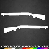 Rifle Car S Case KUIU Vinyl Decal Sticker For Shotgun Gun Safe