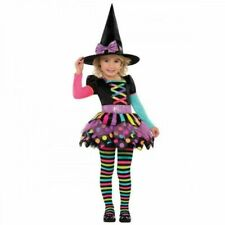 Amscan 996995 4-6 Years Witch Costume