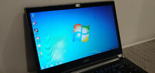 "Good Working Con. ACER V5-473P Aspire Laptop 14"" 4GB RAM Win 7 Pro 256GB SSD HD"