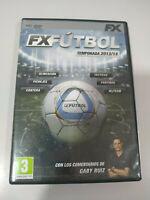 Fx Fussball Saison 2013/14 Gaby Ruiz Set para PC Dvd-Rom Spanisch - Am