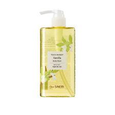 The SAEM Touch On Body Vanilla Body Wash 300ml