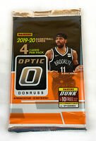 Panini 2019-20 Donruss Optic Basketball 4 Cards - Zion Ja Rui Coby RC? 🔥