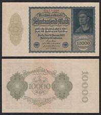Alemania - Germany   10000 Mark   19-1-1922   Pick 72   SC- = AU