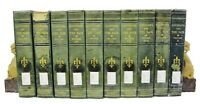 Louisiana &The Fair Exposition of the World by JW Buel 1905 Complete 10 Vols