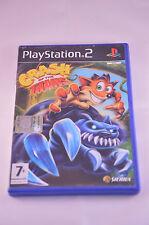 SONY PLAYSTATION 2 - CRASH OF THE TITANS - PAL - GIOCO PS2 -