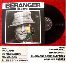 LP Francois Beranger: da capo