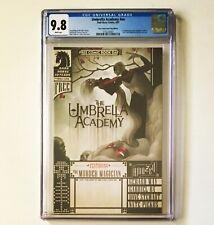 UMBRELLA ACADEMY CGC 9.8 1st App FCBD EDITION Dark Horse Comics 2007 JUST GRADED