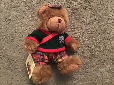 """More details for 8"""" the teddy bear collection gorden the golfer"""