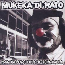 Pasqualin Na Terra Do Xupa Kabra [Audio CD] Mukeka Di Rato