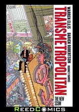 TRANSMETROPOLITAN VOLUME 4 THE NEW SCUM GRAPHIC NOVEL Paperback Collects #19-24