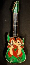Disney Pins - DSF - Guitar Series - Chip 'n Dale LE 300