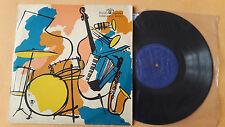 "The New Orlean Jazz Band Tremble Kids, 10"" LP Muza L0204"