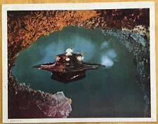 The Nautilus exploring Captain Nemo & The Underwater City 1970 lobby card 209