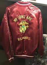 My Sons Are US Marines Jacket XL (L)