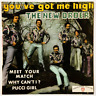 The New Order You've Got Me High +3 - 45T (EP 4 titres)