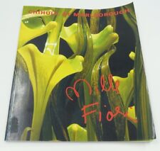 Chihuly at Malborough Mille Fiori April 8 to May 1, 2004 Exhibition Book NY