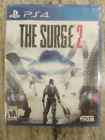 The Surge 2: Playstation 4 [Brand New] PS4