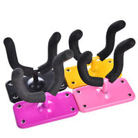 Electric Guitar Wall Hanger Holder Stand Rack Hooks Mount for All Size Guitars