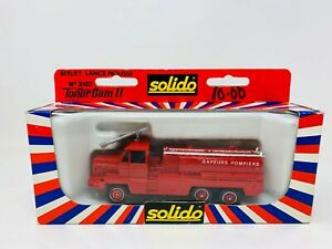 Vintage, Solido Toner Gam II, Berliet Lance Mousse, 3107