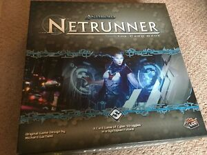 Android Netrunner Card Game Complete Original Core Set Pre-owned LCG 2012