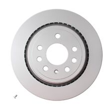 For Saab 9-3X Rear 292mm Coated High Carbon Externally Vented Brake Rotor Pagid