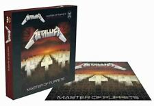 Rocksaws Metallica Master of Puppets 500 Piece Jigsaw Puzzle